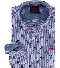 overhemd new zealand auckland navy leigh