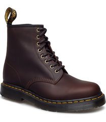 1460 cocoa snowplow wp shoes boots winter boots brun dr. martens