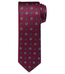 1905 collection dot & paisley tie clearance