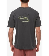 jack o'neill men's dawn rides short sleeve tee