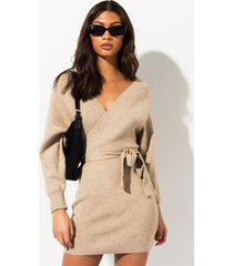 akira all day everyday mini sweater dress