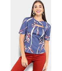 f8126e310 Blusas - Feminino - Morena Rosa - Azul E Rosa - 38 produtos com até ...