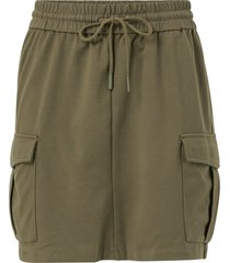 kjol vmeva mr short cargo skirt ca color