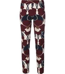 p.a.r.o.s.h. calça legging floral - estampado