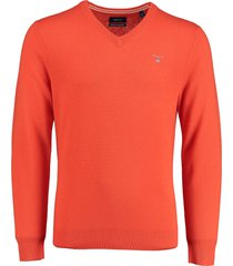 gant pullover met fijne lamswool rf 86212/836