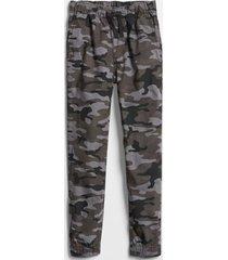 pantalón jogger militar gap