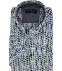 korte mouwen overhemd casa moda casual fit