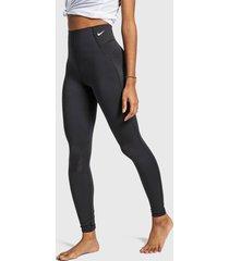 leggings nike sculpt vctry negro - calce ajustado