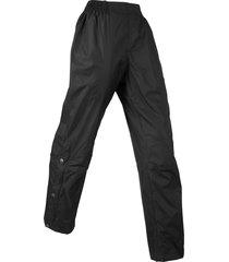 pantalone antipioggia lungo (nero) - bpc bonprix collection