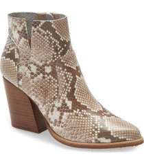 women's kelsi dagger brooklyn vale pointed toe bootie
