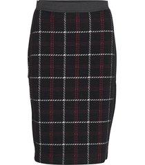 skirt knitwear knälång kjol multi/mönstrad gerry weber