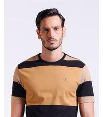 camiseta basic rayas