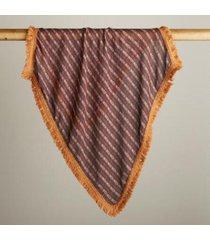 sundance catalog women's sonoma hills bandana in drkolvmrn