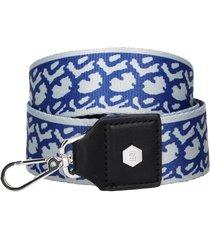 straps cartera print bicolor zappa zappa