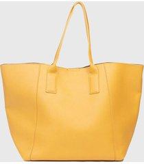 bolso amarillo isadora