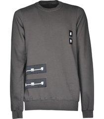 drkshdw loose fitted sweatshirt