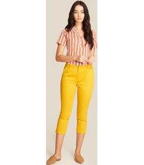 pantalón amarillo patprimo