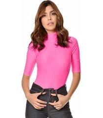 body primia ariel rosa neon