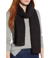 women's michael michael kors shaker knit scarf