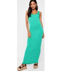 maxi dress, bright green