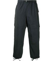 nike acg convertible trousers - black