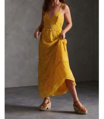 superdry women's margaux maxi dress