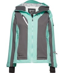 podium women's dx ski jacket outerwear sport jackets blauw halti
