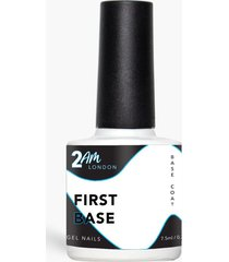 2am gel polish first base - base coat, clear