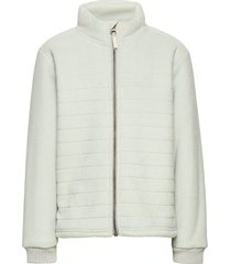 gael jacket, mk outerwear fleece outerwear fleece jackets creme mini a ture