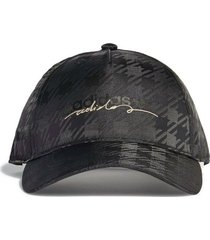 gorra negra adidas originals r.y.v