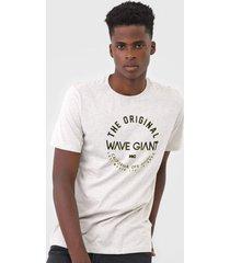camiseta wg california cinza - cinza - masculino - dafiti