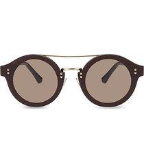 montie 64mm round sunglasses