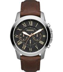 reloj fossil hombre fs4813ie