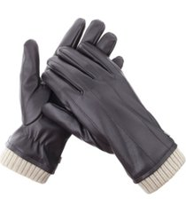 gallery seven men's touchscreen winter gloves