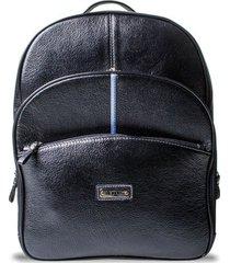 mochila artlux masculina de couro