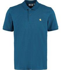 carhartt cotton-piqué polo shirt