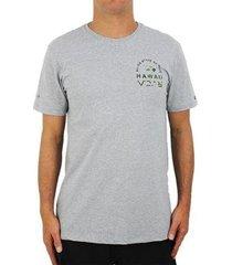 camiseta rvca mind state masculina