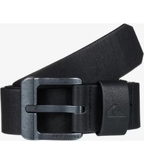 main street fake leather belt