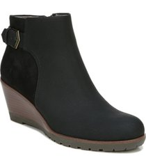 dr. scholl's women's noelle booties women's shoes