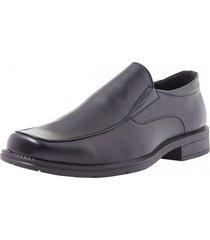 zapato formal negro corona