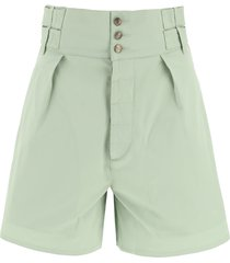 etro cotton shorts
