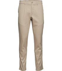 m. penn cotton twill chino chino broek beige filippa k