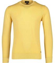 pullover geel cavallaro marcello
