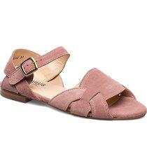 sandals - flat shoes summer shoes flat sandals rosa angulus
