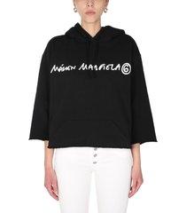 mm6 maison margiela hoodie