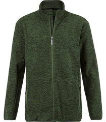 fleece vest babista groen