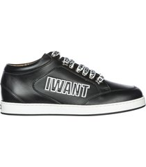scarpe sneakers donna in pelle miami