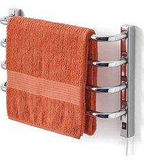toalheiro térmico 110v para 1 toalha fio lado direito cromado