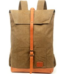 tsd brand pine hill canvas backpack