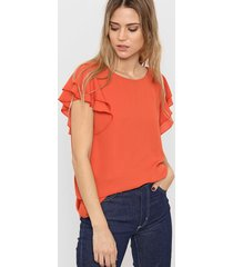 blusa naranja portsaid navigli